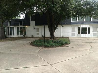 Muskogee Single Family Home For Sale: 1200 Poplar Street
