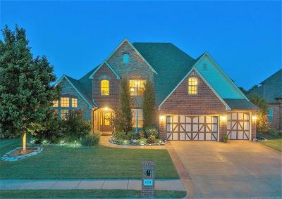 Jenks Single Family Home For Sale: 12225 S Glen Court