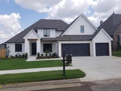 Bixby Single Family Home For Sale: 13811 S 27th Street