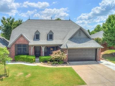Jenks Single Family Home For Sale: 12525 S Ash Avenue