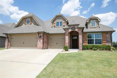 Bixby Single Family Home For Sale: 4791 E 147th Place