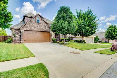 Jenks Single Family Home For Sale: 3509 W 107th Place S