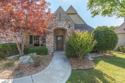 Tulsa Single Family Home For Sale: 10851 S 94th East Avenue