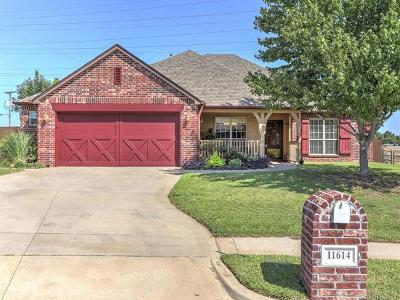 Jenks Single Family Home For Sale: 11614 S Primrose Court