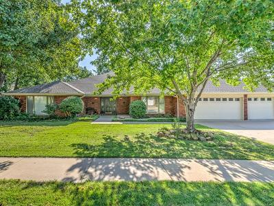 Bartlesville Single Family Home For Sale: 2708 Claremont Drive