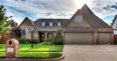 Jenks Single Family Home For Sale: 11520 S Mulberry Lane
