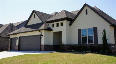 Tulsa Single Family Home For Sale: 18516 E 43rd Street S