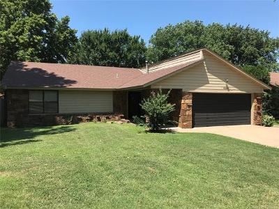 Jenks Single Family Home For Sale: 11390 S Date Street
