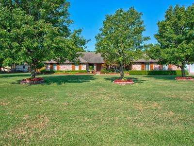 Owasso Single Family Home For Sale: 7810 N 154th East Avenue