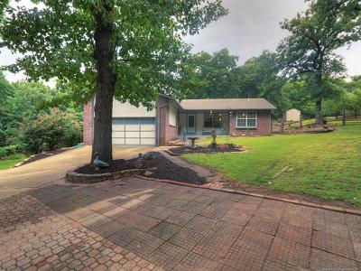Sand Springs Single Family Home For Sale: 140 S 175th West Avenue
