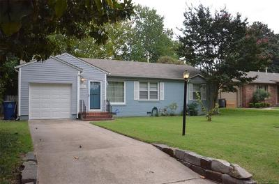 Tulsa OK Rental For Rent: $1,295