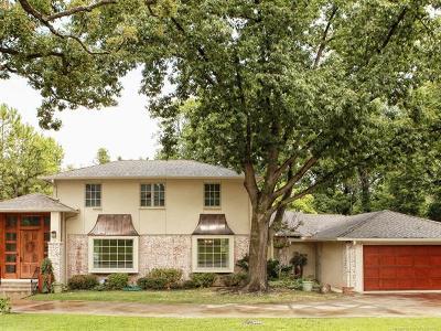 Tulsa Single Family Home For Sale: 2227 E 26th Place