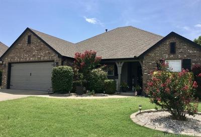 Owasso Single Family Home For Sale: 11298 N 130th East Avenue
