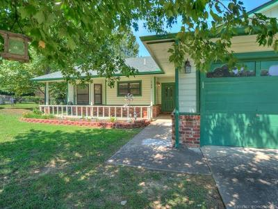 Claremore Single Family Home For Sale: 709 W 17th Street S