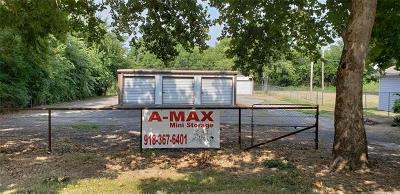 Kellyville OK Commercial For Sale: $39,900