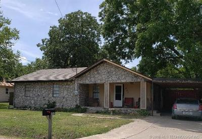 Ada OK Single Family Home For Sale: $159,000