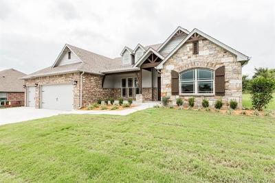 Coweta Single Family Home For Sale: 26376 E 115th Street S