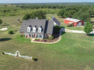Skiatook Single Family Home For Sale: 221 Loma Vista Lane