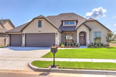 Tulsa Single Family Home For Sale: 4433 S 178th Avenue
