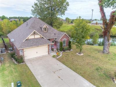 Claremore Single Family Home For Sale: 25482 Stonebridge Parkway
