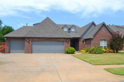 Bixby Single Family Home For Sale: 11006 S 86th East Avenue