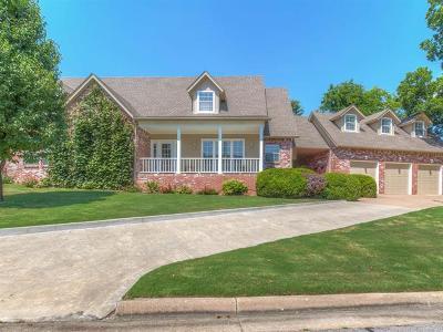 Jenks Single Family Home For Sale: 12228 S 18th Avenue E