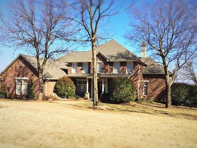 Owasso Single Family Home For Sale: 7251 N 202nd East Avenue