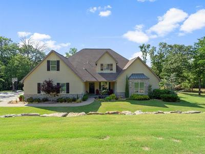 Claremore Single Family Home For Sale: 23732 S Cody Trace Street