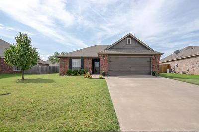 Collinsville Single Family Home For Sale: 12430 E 129th Street N