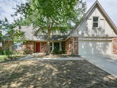 Tulsa Single Family Home For Sale: 7516 S 82nd East Avenue