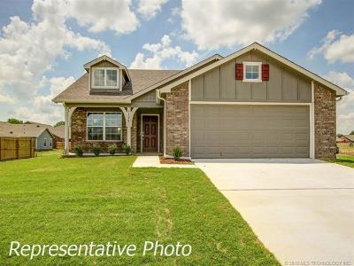 Collinsville Single Family Home For Sale: 12320 N 131st East Avenue