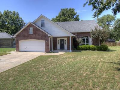 Claremore Single Family Home For Sale: 2712 Highwood Drive