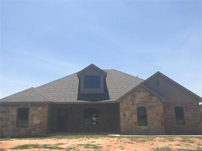 Ada Single Family Home For Sale: 11195 County Road 3548