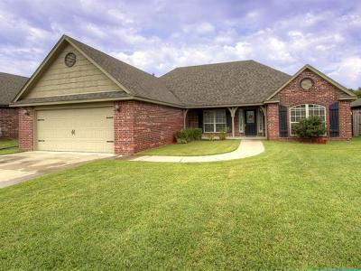 Claremore Single Family Home For Sale: 8441 Dunnwood Road