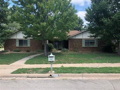 Bartlesville Single Family Home For Sale: 500 Lee Drive