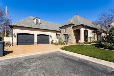 Tulsa Single Family Home For Sale: 6331 E 111th Place