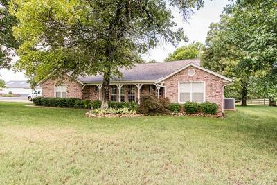 Catoosa Single Family Home For Sale: 29054 S 4136 Road