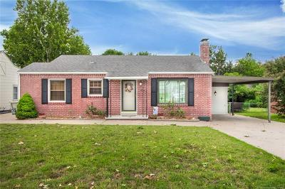 Tulsa Single Family Home For Sale: 3006 E 21st Street