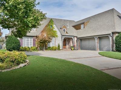 Tulsa Single Family Home For Sale: 5703 E 109th Place