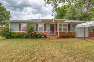 Sand Springs Single Family Home For Sale: 4500 Maple Drive