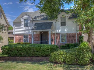 Tulsa Single Family Home For Sale: 235 E 27th Place