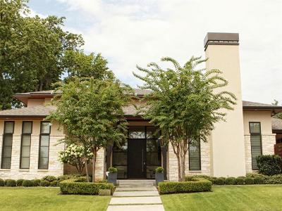 Tulsa Single Family Home For Sale: 2547 S Delaware Avenue