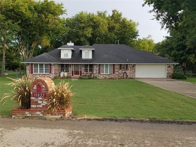 Claremore Single Family Home For Sale: 11822 Laurel Lane