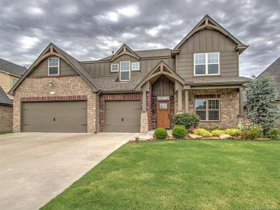 Jenks Single Family Home For Sale: 512 W 127th Place S