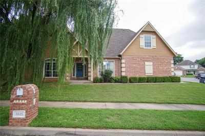 Jenks Single Family Home For Sale: 11225 S Locust Avenue