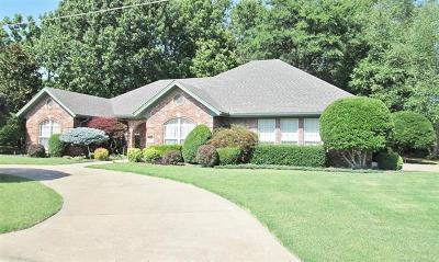 Tahlequah OK Single Family Home For Sale: $276,400
