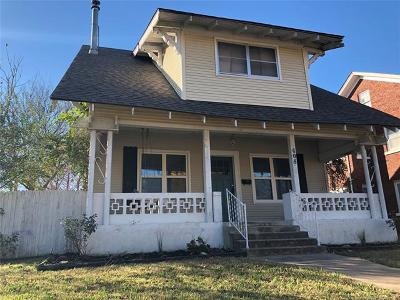 Okmulgee Single Family Home For Sale: 408 S Okmulgee Avenue