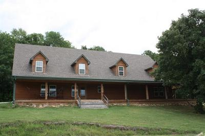 Claremore Single Family Home For Sale: 16520 S 4100 Road