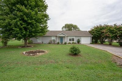 Collinsville Single Family Home For Sale: 11705 N 192nd East Avenue