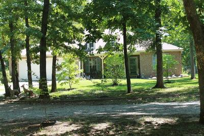 Claremore Single Family Home For Sale: 15215 S 4226 Road
